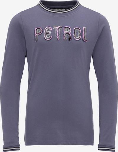 Petrol Industries Shirt in de kleur Lichtlila / Gemengde kleuren, Productweergave