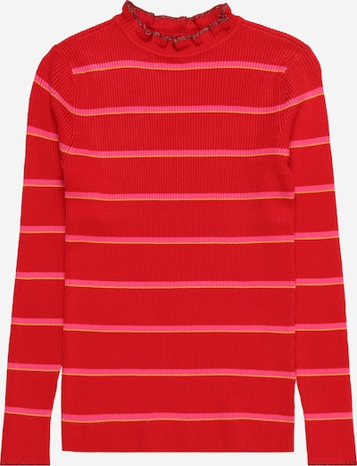 s.Oliver Pullover in pink / rot, Produktansicht