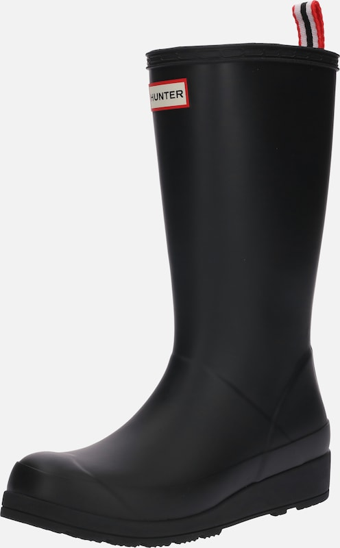 HUNTER Gummistiefel 'Original Play Boot' in schwarz, Produktansicht