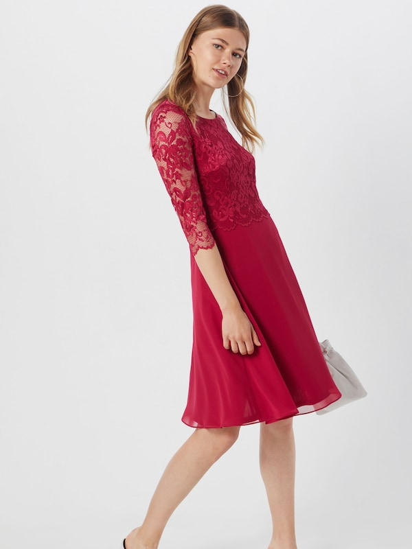 Vera Mont Kleid in rot | ABOUT YOU