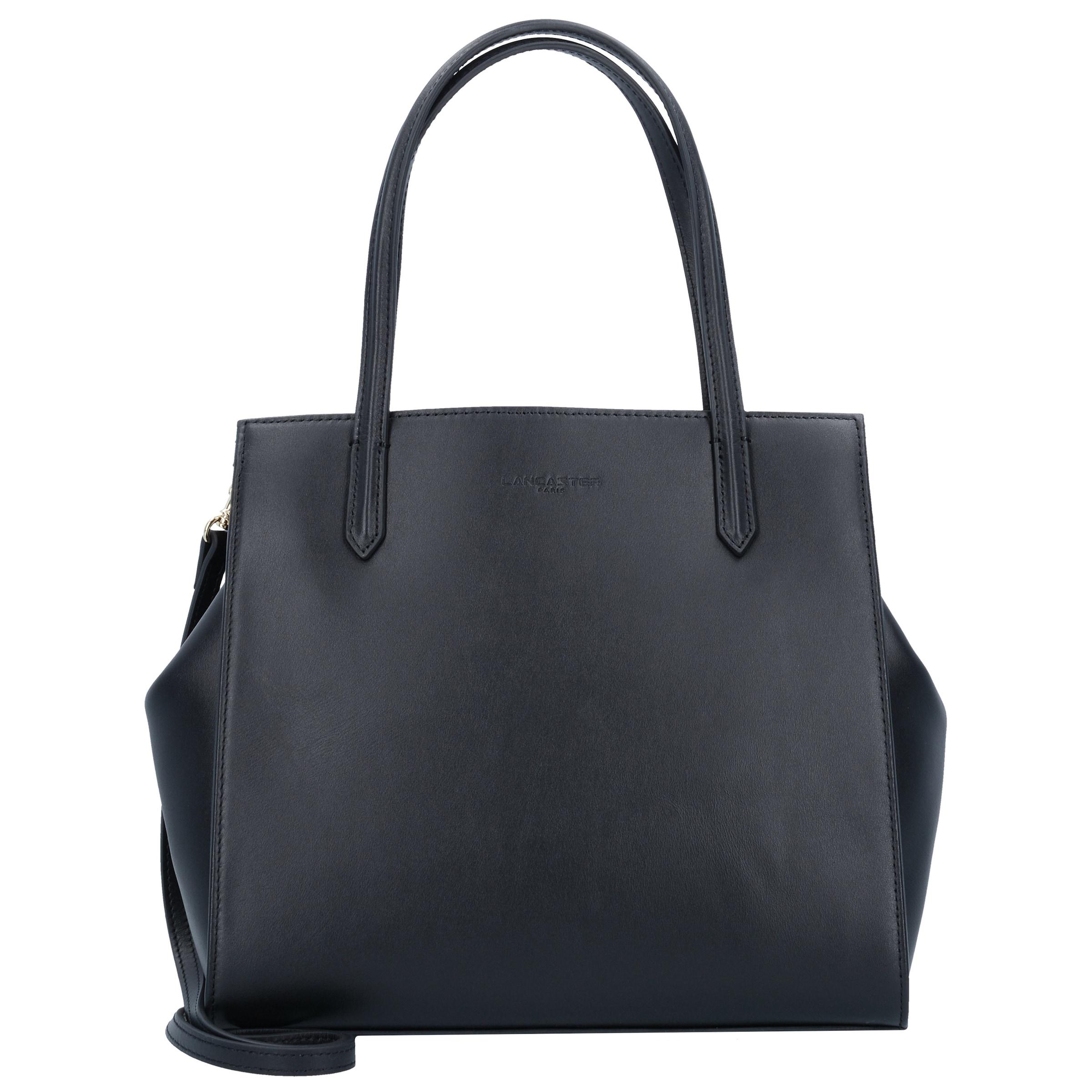 Freies Verschiffen Sammlungen LANCASTER 'Nina' Handtasche Leder 28 cm Rabatt Kaufen Günstig Kaufen Lohn Mit Paypal Billig Verkauf Vermarktbare lBZiAiYetj