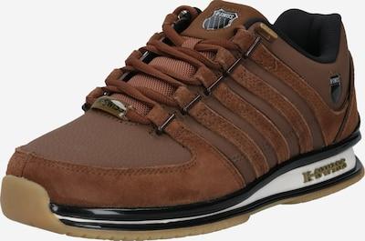 K-SWISS Sneaker 'Rinzler' in kastanienbraun, Produktansicht