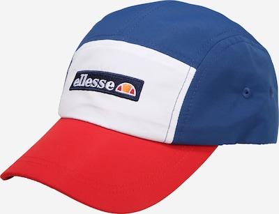 ELLESSE Cap in blau / rot / weiß, Produktansicht