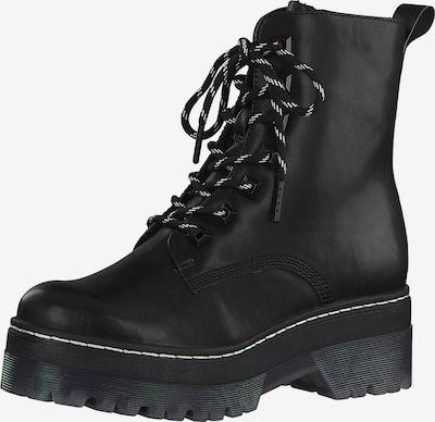 TAMARIS Schnürstiefelette in schwarz, Produktansicht