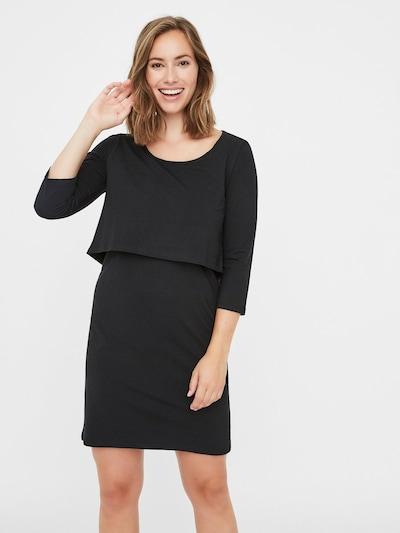 MAMALICIOUS Kleid 'MLLEA' in schwarz, Modelansicht