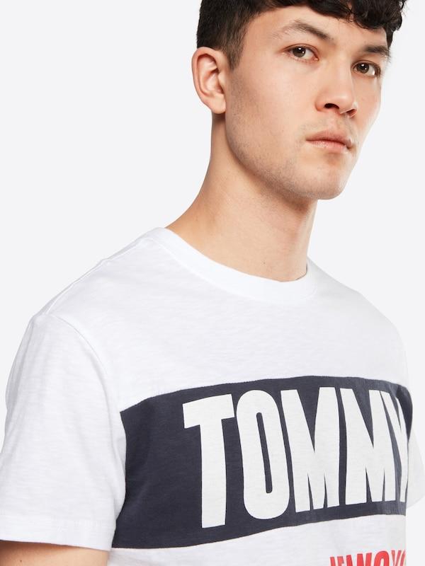 Tommy Jeans T-Shirt 'TJM HEAVY LOGO TEE'