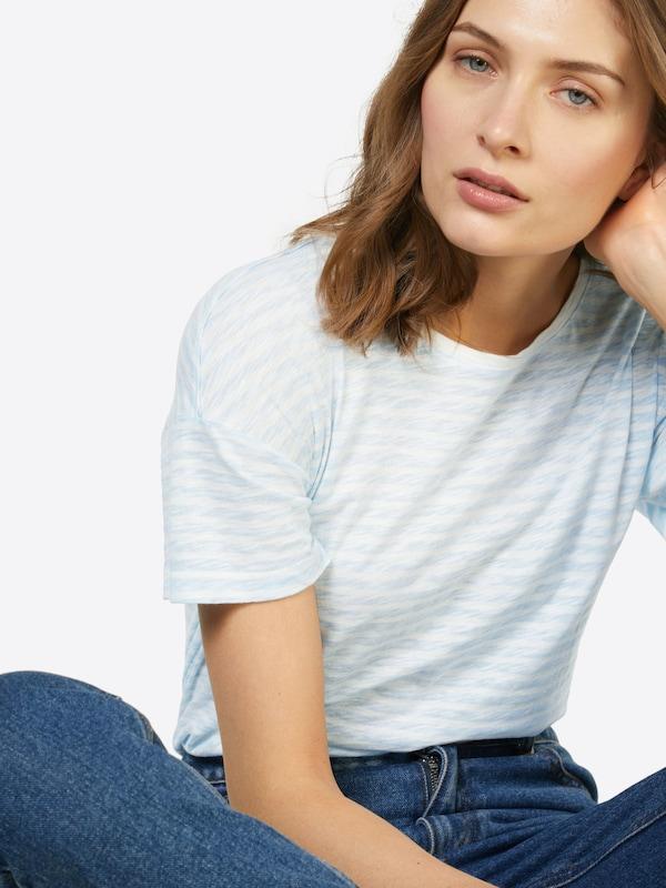 Marc O'Polo T-Shirt 'Short-sleeves, striped aop'