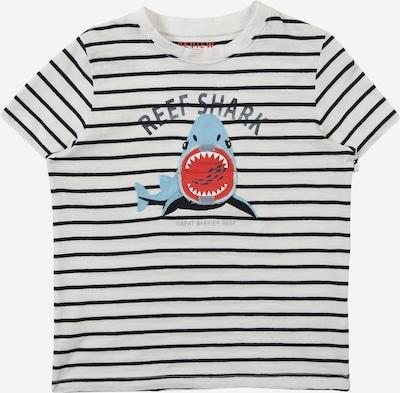 REVIEW FOR KIDS Shirt in navy / weiß, Produktansicht