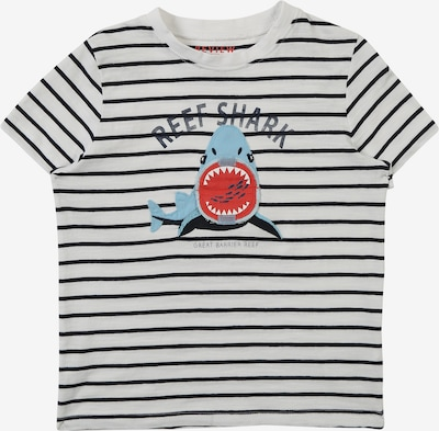 REVIEW FOR KIDS Shirt in navy / weiß, Produktansicht