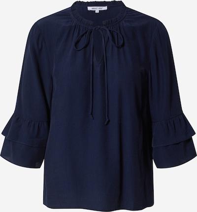 ABOUT YOU Blouse 'Dilara' in de kleur Navy, Productweergave