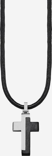 s.Oliver Junior Schmuck in schwarz / weiß, Produktansicht