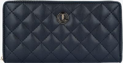 L.CREDI Geldbörse 'Paris' in schwarz, Produktansicht