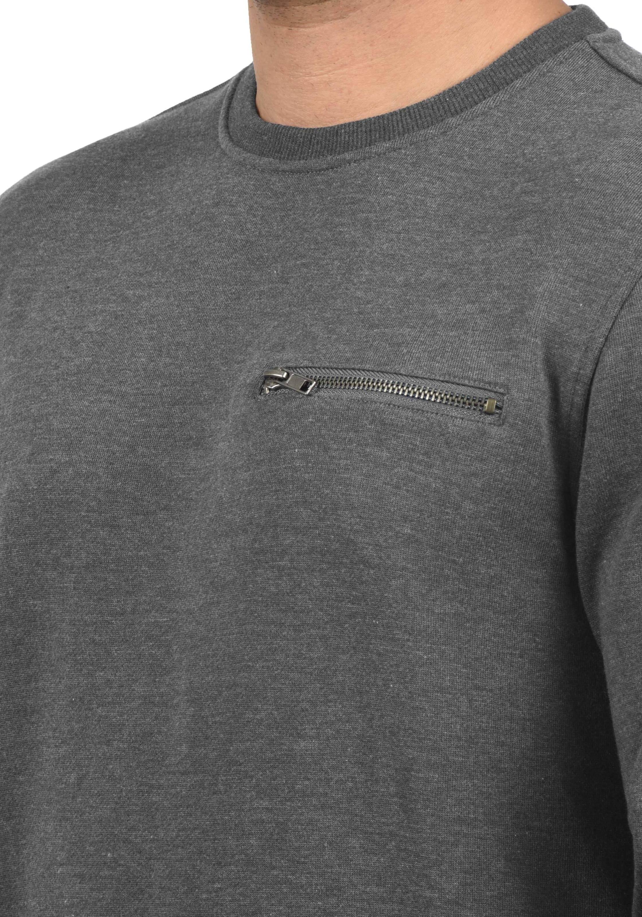 In Sweatshirt 'jesper' Blend Grau Blend mNnw80