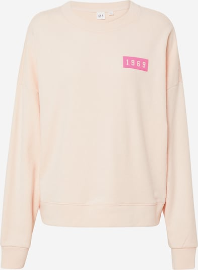 GAP Sweatshirt 'WEDGE PO CR 1969' in rosé, Produktansicht