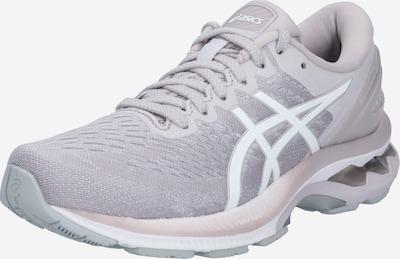 ASICS Chaussure de course 'Gel-Kayano 27' en gris / blanc, Vue avec produit