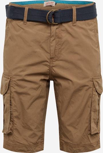 Petrol Industries Kargo hlače | rjava barva, Prikaz izdelka