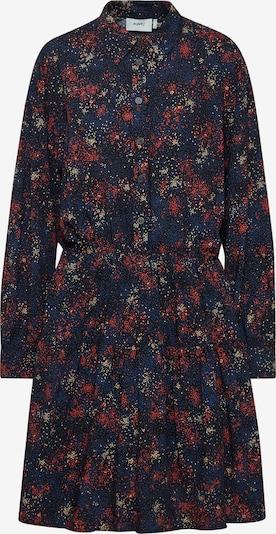 Moves Robe-chemise 'Tulina' en noir, Vue avec produit