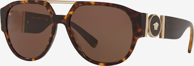 VERSACE Okulary przeciwsłoneczne 'VE4371 108/73' w kolorze ciemnobrązowym, Podgląd produktu