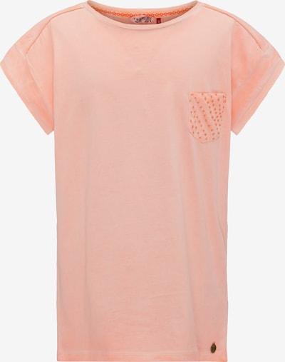 Petrol Industries T-Shirt in pastellorange, Produktansicht