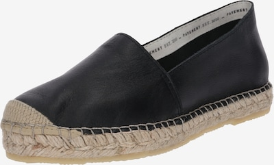 PAVEMENT Espadrilles 'Mia' in Beige / Black, Item view