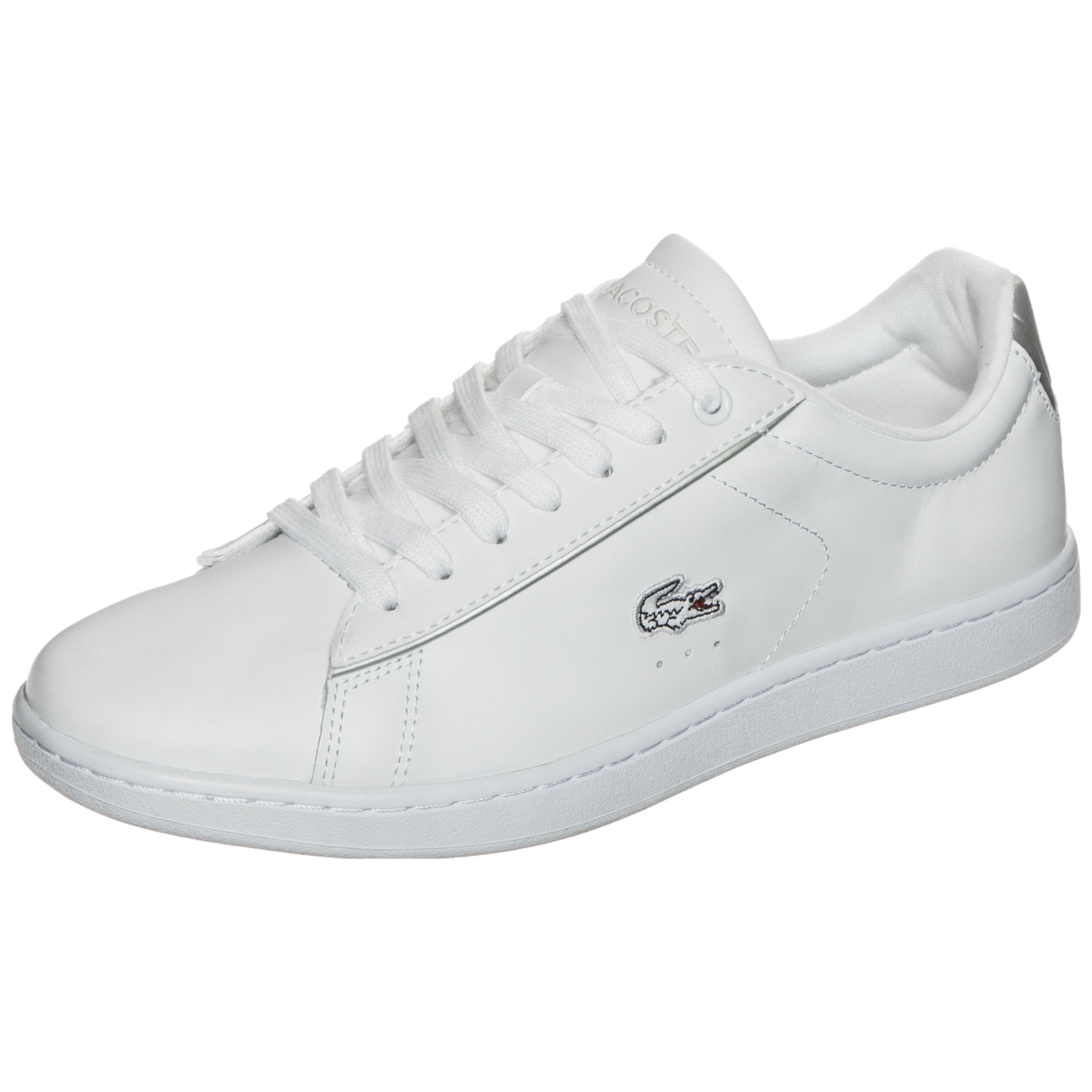 LACOSTE |  SPW CARNABY EVO 217 2 SPW  WHT/LT GRY  Sneakers 7dc324