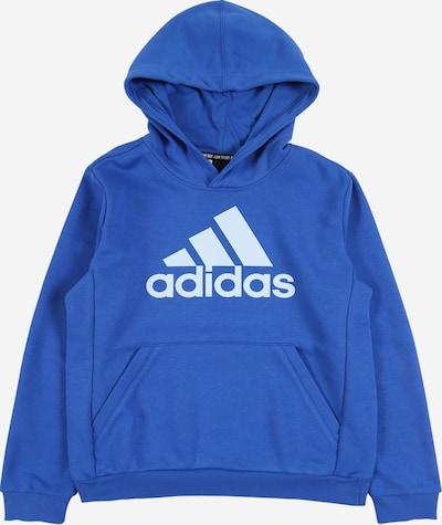 ADIDAS PERFORMANCE Sweatshirt 'YB MH BOS PO' in kobaltblau / weiß, Produktansicht