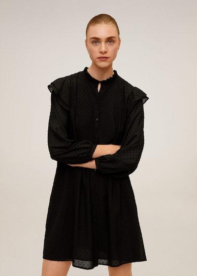 MANGO Kleid 'Bobo' in schwarz, Modelansicht