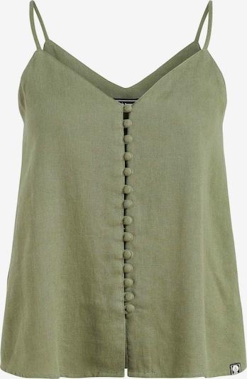 khujo Top ' HANNI ' in grün, Produktansicht