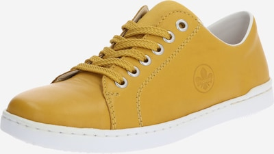 RIEKER Sneakers low 'Lugano' in Yellow, Item view