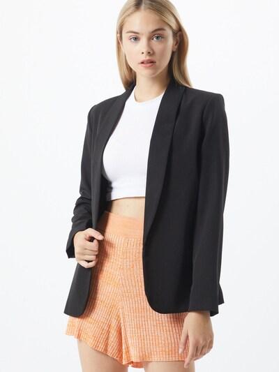 VILA Blazer in schwarz, Modelansicht