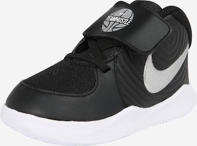 NIKE Športová obuv 'TEAM HUSTLE D 9 (TD)' - čierna / biela, Produkt