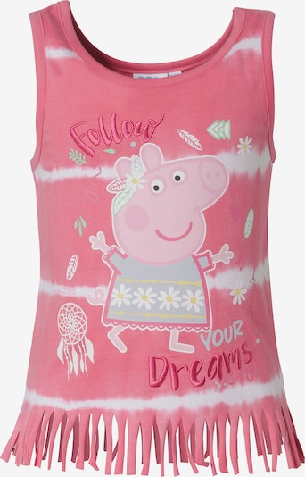 Peppa Pig Top in pink, Produktansicht
