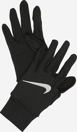 NIKE Accessoires Sporthandschoenen in de kleur Zwart / Wit, Productweergave