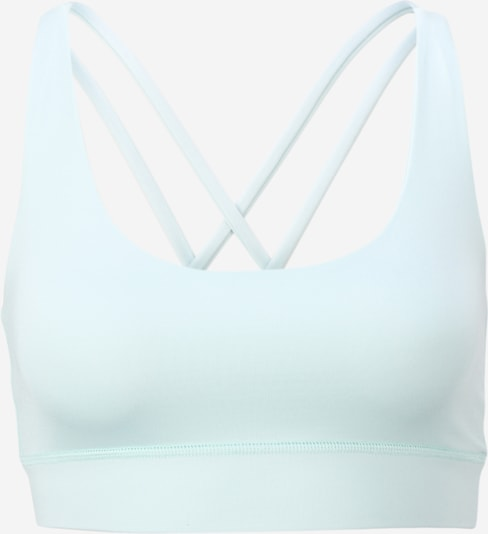 Hey Honey Sport-BH 'Criss-Cross' in mint, Produktansicht