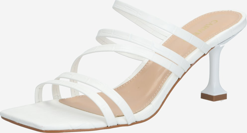 Carvela by Kurt Geiger Sandaal '200-GLORY' in de kleur Wit, Productweergave