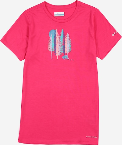 COLUMBIA T-Shirt fonctionnel 'Ranco Lake™' en rose, Vue avec produit