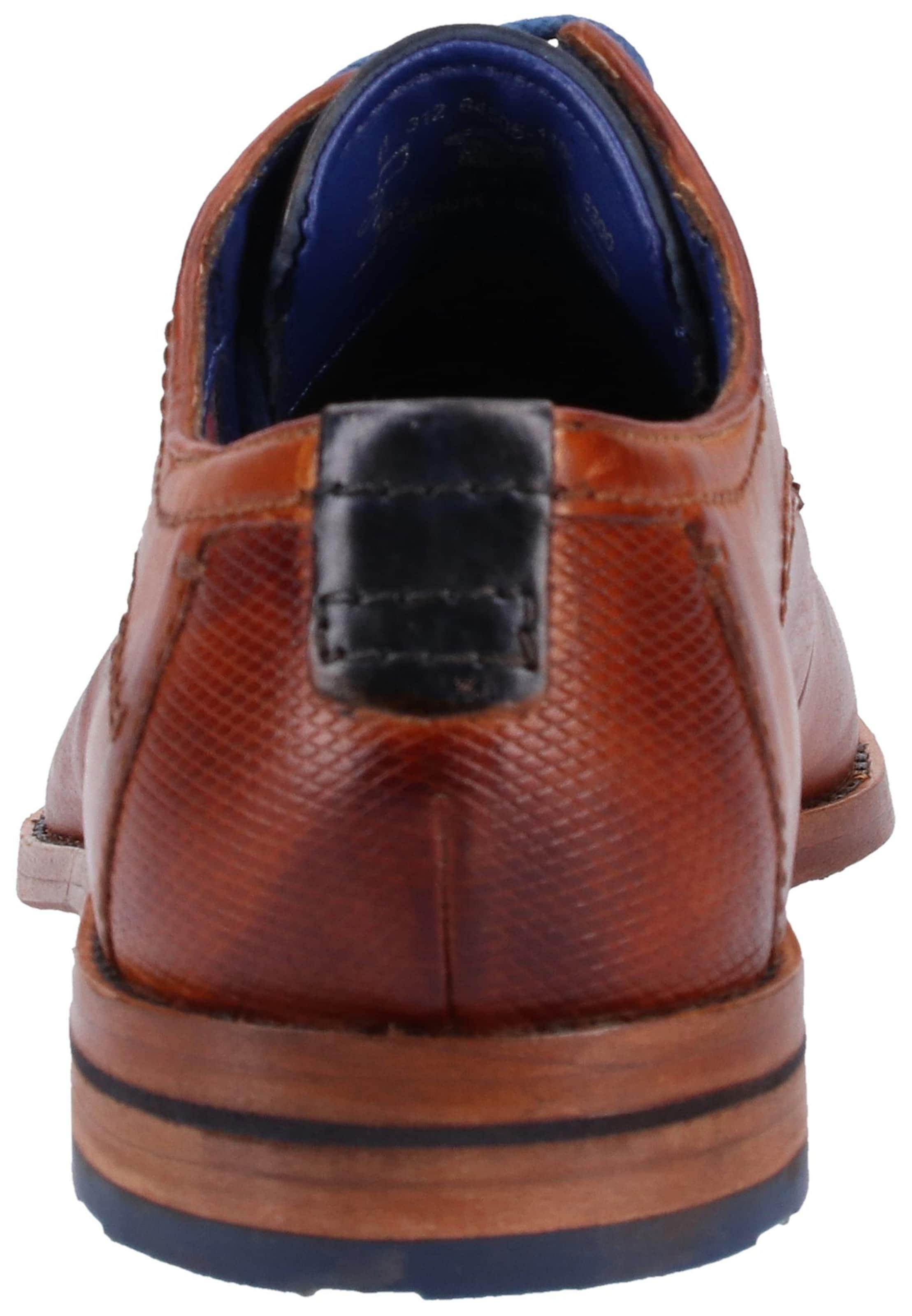 Chaussure En Lacets Bugatti À Caramel v08nmNwO