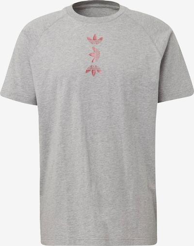 ADIDAS ORIGINALS T-Shirt in rosegold / grau, Produktansicht