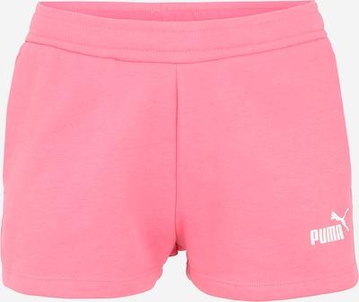 PUMA Sportbroek in de kleur Pink / Wit, Productweergave