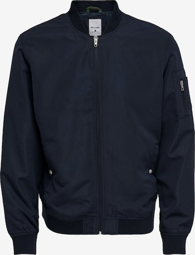 Only & Sons Jacke in nachtblau, Produktansicht