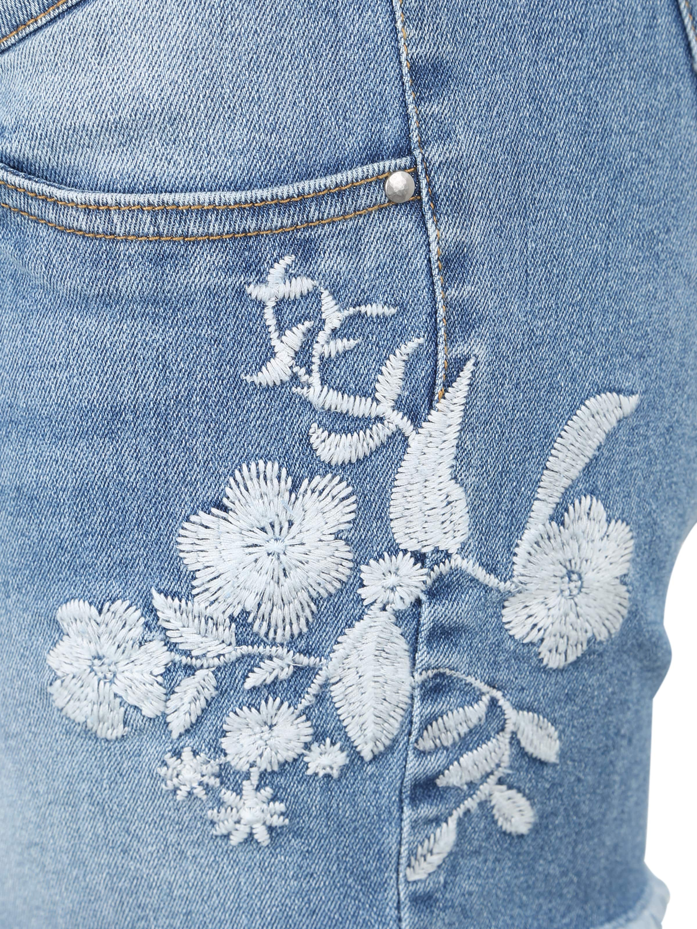 Jeans 'chelsea' Blauw Denim Mamalicious In sCxhQtdBr