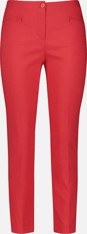 GERRY WEBER Hose in rot  Bequem und günstig