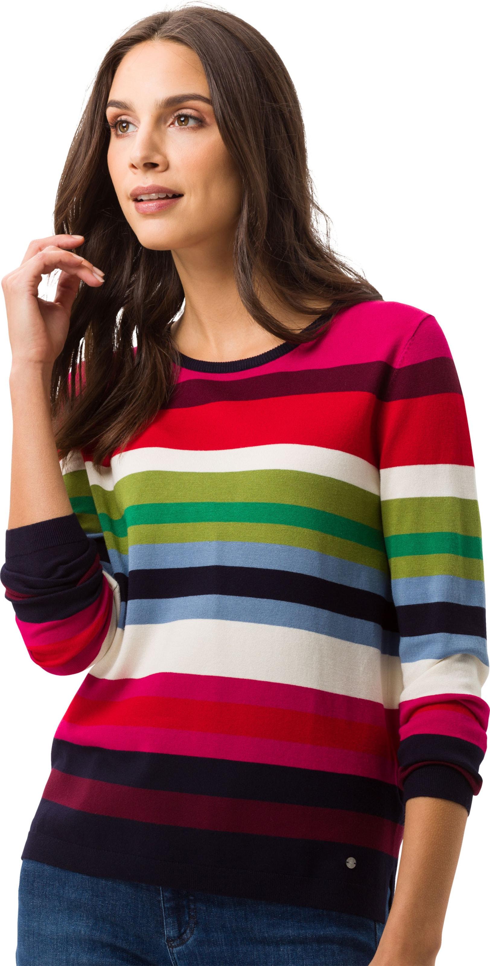 Mischfarben Brax 'liz' Pullover Brax Pullover In IE2DWH9