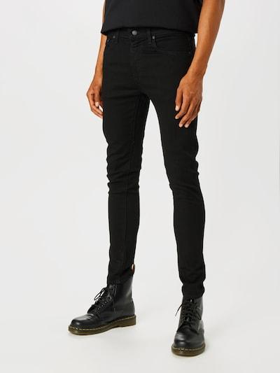 LEVI'S Jean en noir: Vue de face