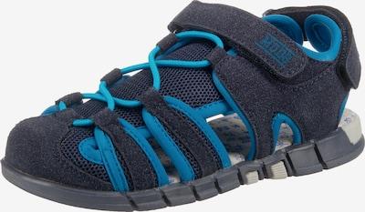 MOD8 Sandalen 'Tribiki' in blau / navy, Produktansicht