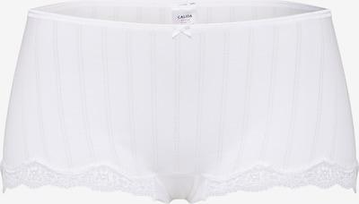 CALIDA Hipster gaćice 'Etude Toujours' u bijela, Pregled proizvoda
