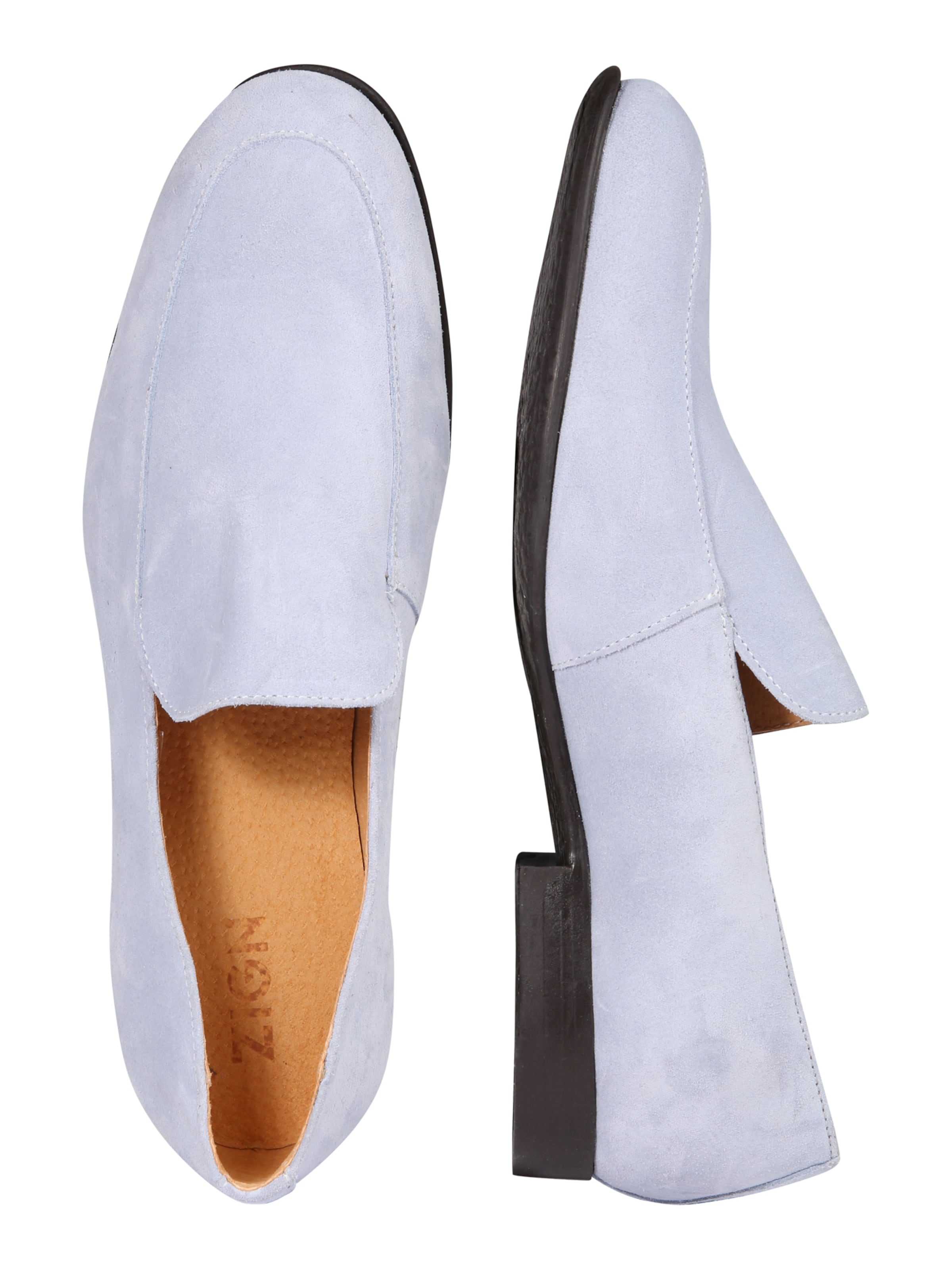 Azur In Halbschuhe Zign Halbschuhe Azur 'loafers' In Halbschuhe 'loafers' Zign Zign 'loafers' 1F3ulcTJK