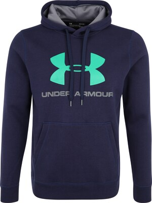 UNDER ARMOUR Hoodie 'Rival' mit Cold Gear-Technologie