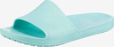 Crocs Pantoletten 'Sloane' in blau, Produktansicht