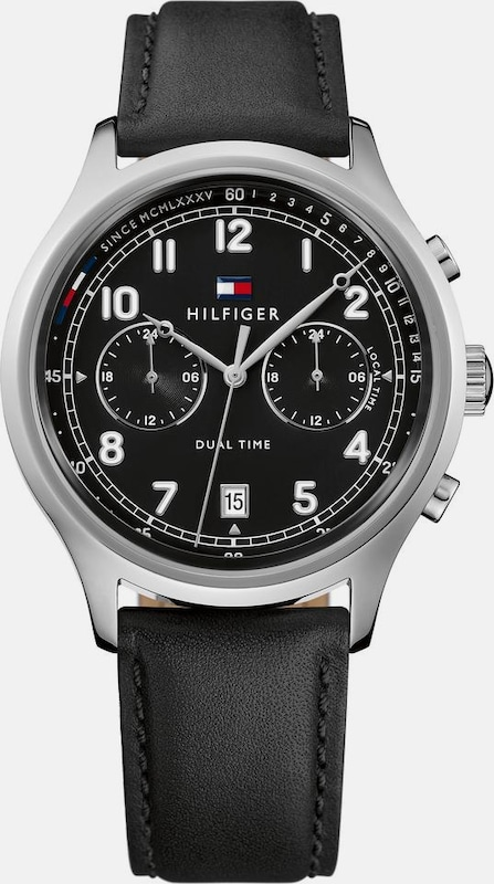 TOMMY HILFIGER Multifunktionsuhr 'Casual Sport, 1791388'